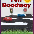 Felt Roadway Pattern