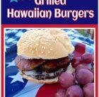 Grilled Hawaiian Burgers