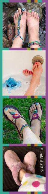 Feet Selfies!