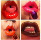 Lips and Nails Selfies