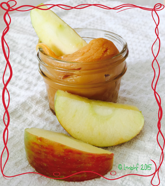Caramel Apple Dip - Dig In!