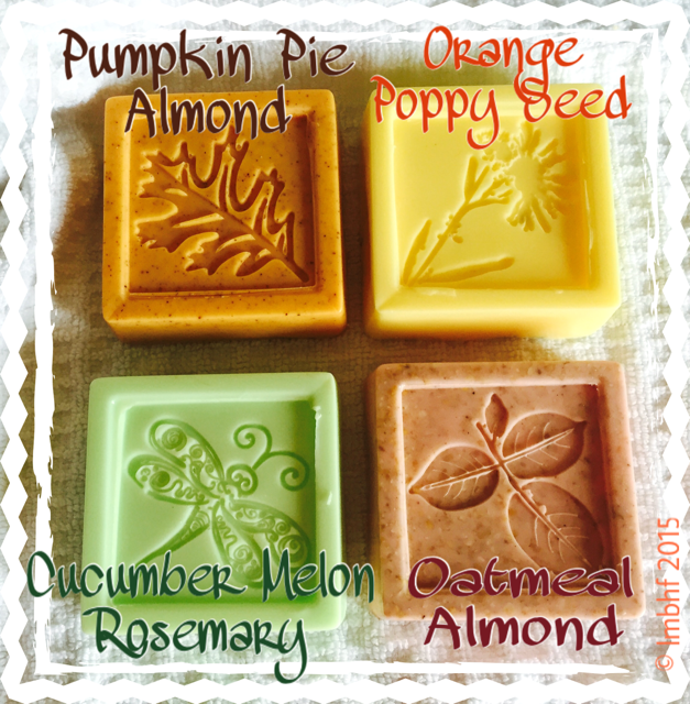 Autumn Scented Soaps