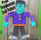 Frankenstein Craft