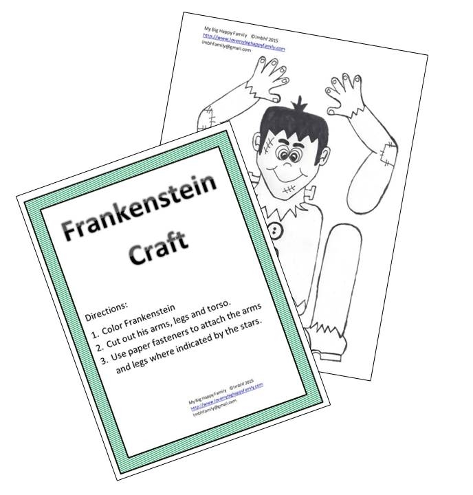 Frankenstein Advertize Pic