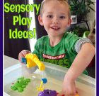 Fun Sensory Play Ideas.