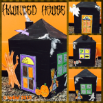 Free Haunted House Template