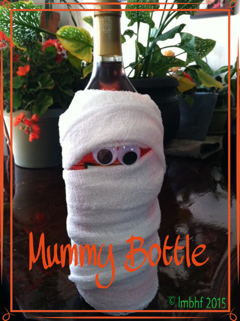 Mummy Bottle
