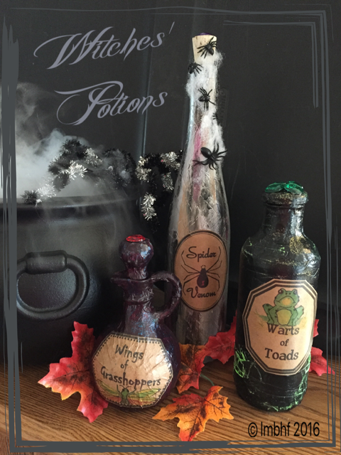 Witches' Potions
