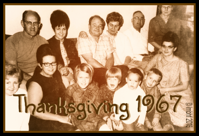 Thanksgiving 1967