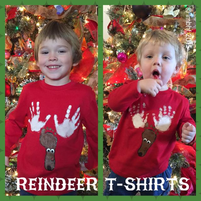 Reindeer T-Shirts