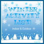 Winter Activityes