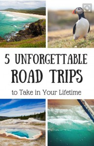 5 Unforgettable Road Trips