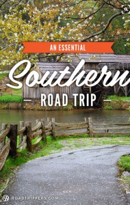 An Essential Southern Road Trip