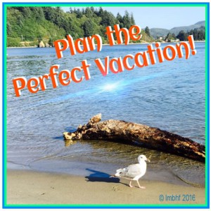 Planning the Perfect Vacation!