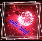 Hello July!