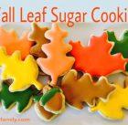 Delicious Sugar Cookies!