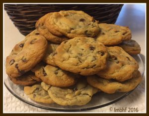 Big, Soft, Chewy Chocolate Chip Cookies