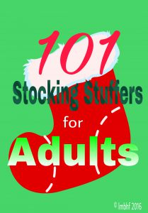 101 Stocking Stuffer Ideas for Adults!