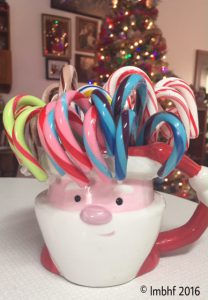 Gramma's Candy Canes!