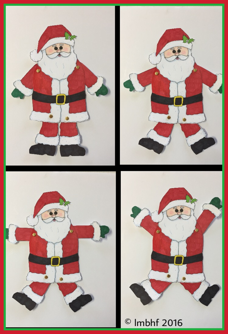 Happy Santa Craft
