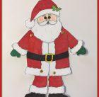 Happy Santa Craft