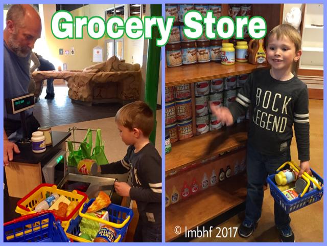 Pretend Grocery Store