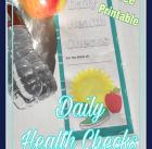 Checklist to Better Health