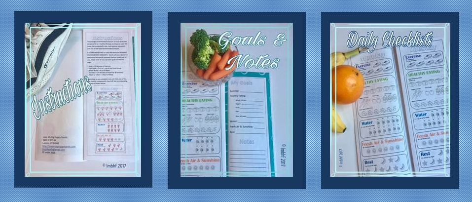 Healthy Lifestyle checklist