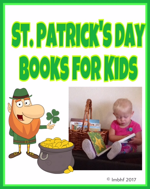 Children's Books for St. Patrick's Day.
