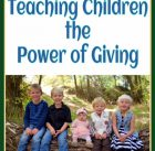 Developing Kid's Hearts to Give