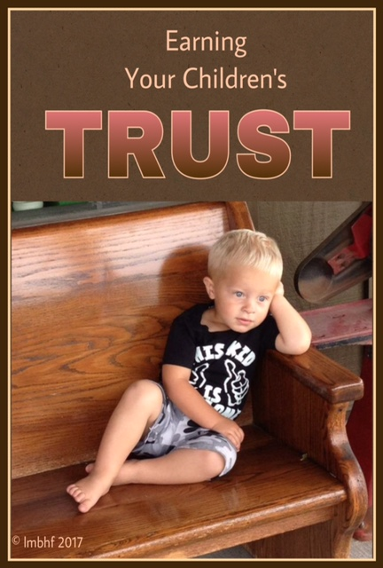 Getting Your Child to Trust You