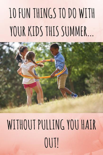 Summer Roundup