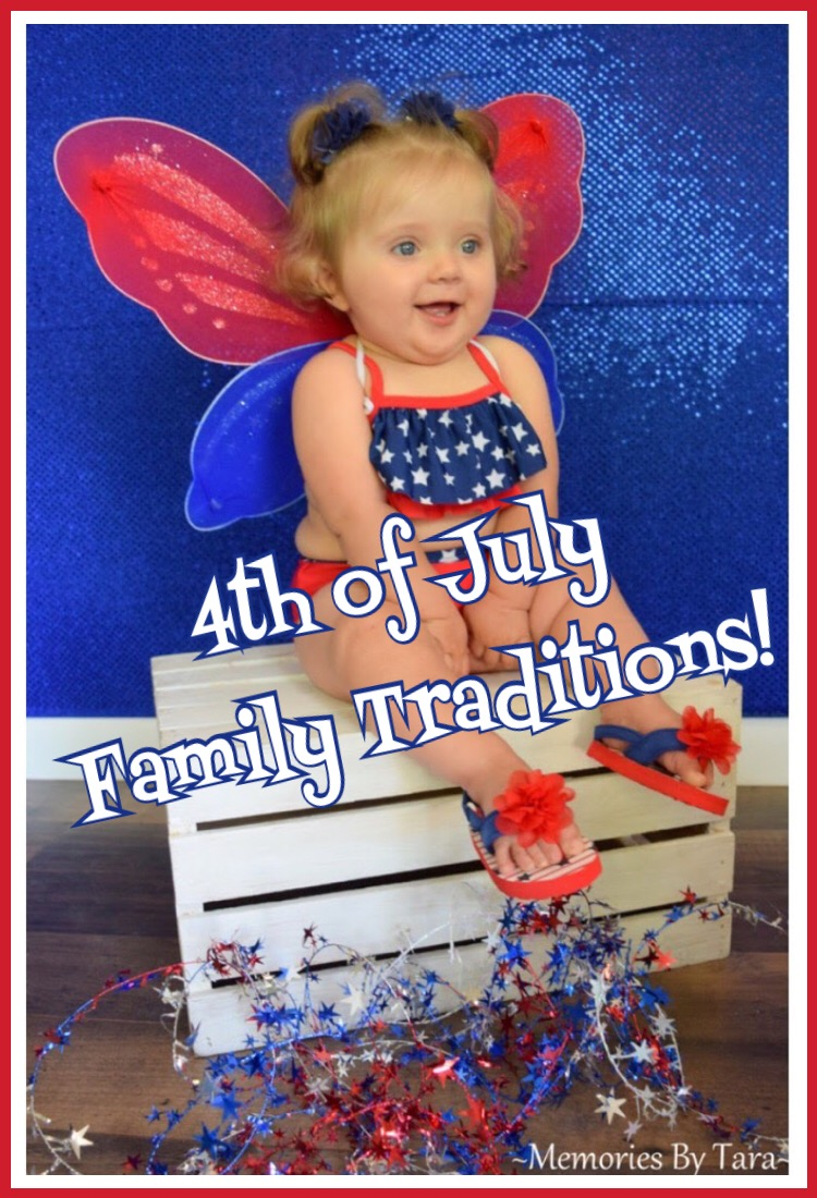 When it comes to traditions in my family, no day of the year is filled with more of them than the Fourth of July. My family has always done Independence Day up big, bigger even than Christmas. The day is filled with activities from morning until night; my family loves to cram as much fun as possible into the holiday.