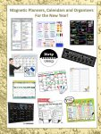 Planners Calendars and Organizers