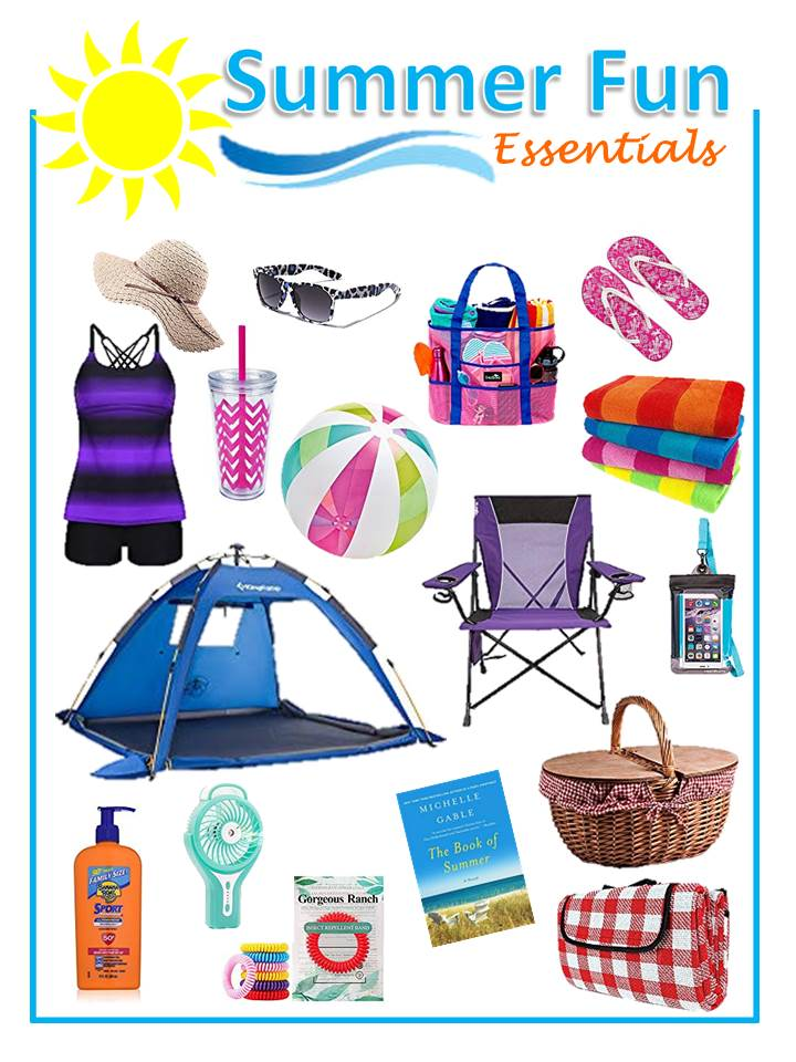 Summer Fun Essentials