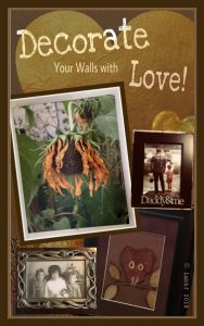 Decorate Your Walls with Love