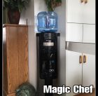 Magic Chef Top Loading Water Dispenser