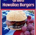 Grilled Hawaiian Burgers