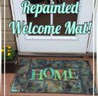 Refurbished Welcome Mat