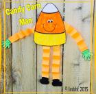 Candy Corn Man