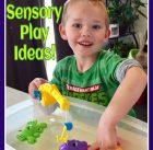 Fun Sensory Play Ideas.