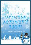 Winter Activity List