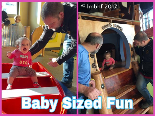 Baby Sized Fun!