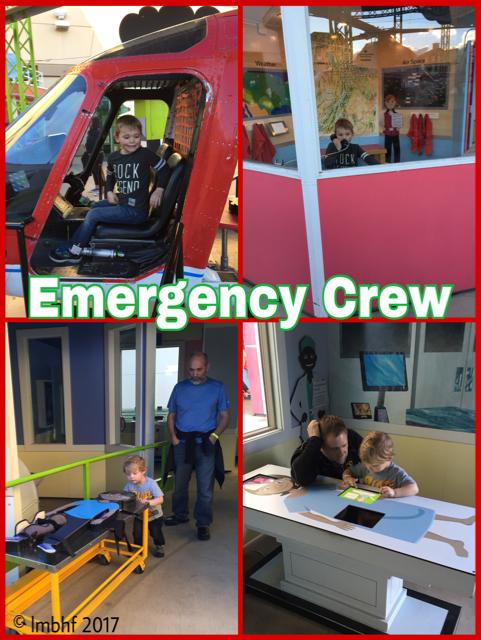 Flight Crew and Medics
