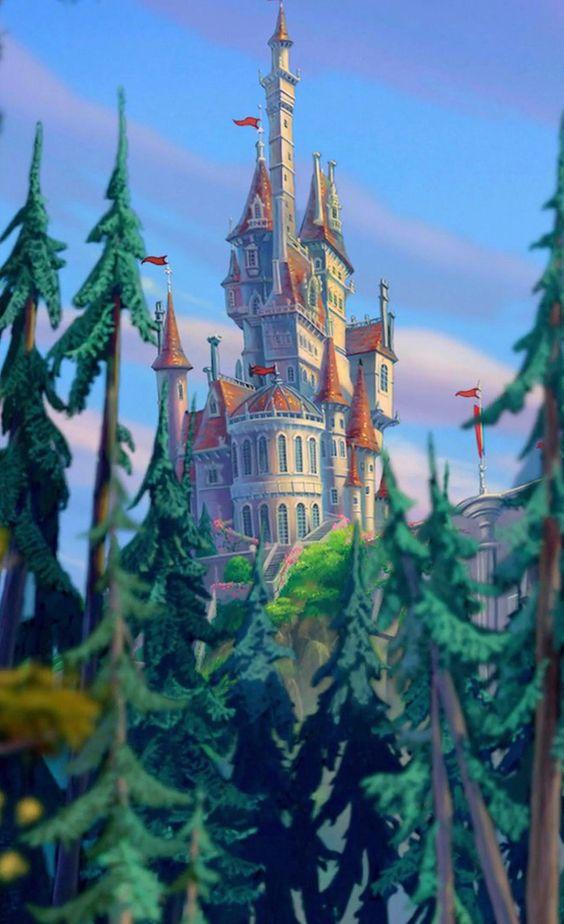 Disney Castles