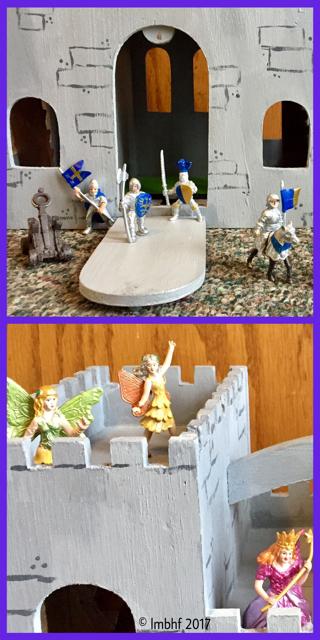 Closeups of the play figures.