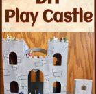 DIY Wooden Castle