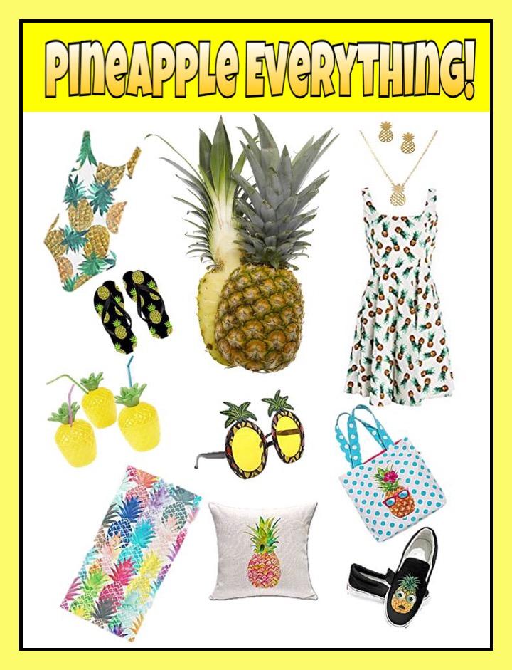 Pineapple Items