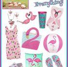 Pink Flamingo Everything!