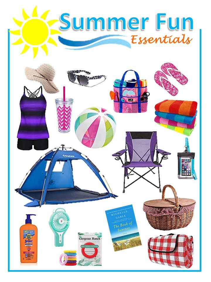 Summer Fun Essentials